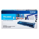 BROTHER Cyan Toner [TN-240C] - Toner Printer Brother